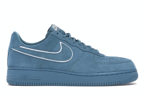 Nike Air Force 1 07 Lv8 Suede Noise Aqua