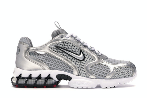 Nike Air Zoom Spiridon Cage 2 Metallic Silver
