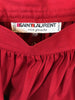 vintage saint laurent ysl skirt plaisir palace shop