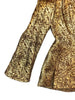 gold jacket sleeve detail manfred thierry mugler plaisir palace vintage store