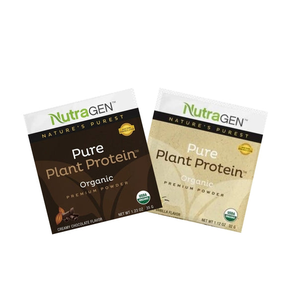 Pure Plant Protein - Sample Kit