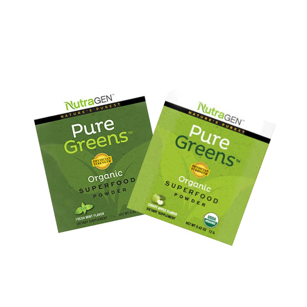 Pure Greens - Sample Kit