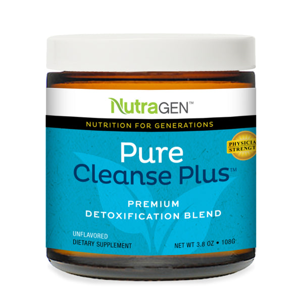Pure Cleanse Plus - OUT OF STOCK