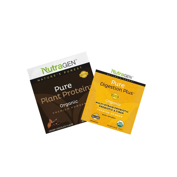 Powered by Plants Meal Replacement - Vanilla OR Chocolate