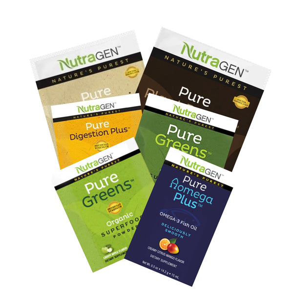 The Nutragen Experience - Full Sample Kit