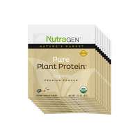 Travel Packets - Pure Plant Protein / Vanilla (10)