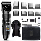 16-in-1 Hair Grooming Kit With Bag - New Era Barber Supply