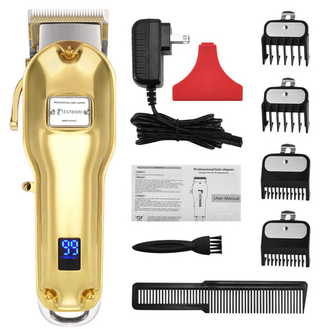 Professional Haircutting Kit - Gold