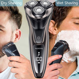 Wet & Dry Electric Shaver - New Era Barber Supply