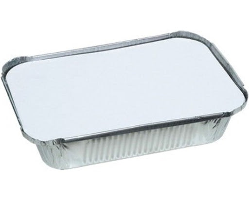 Foil takeaway containers No.6a