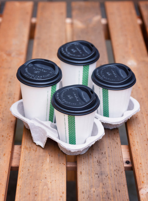 4 cup carry tray (can split to 2 cup)
