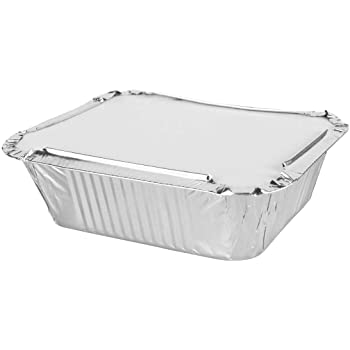 Foil takeaway container No.2