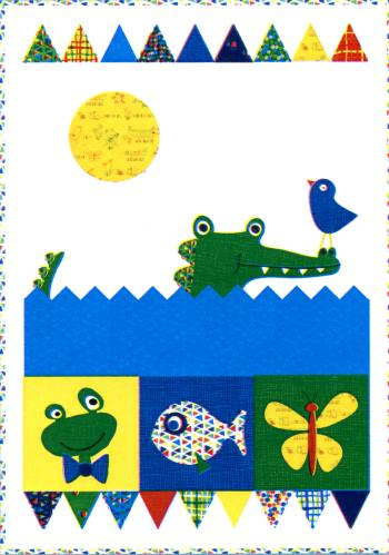 Later Alligator Pattern