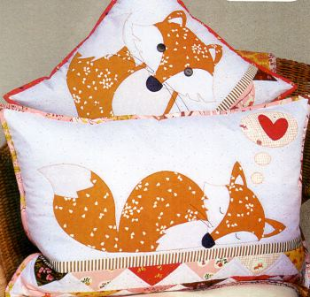 Foxies Cushion