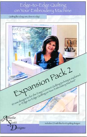 Edge-to-Edge Quilting Expansion Pack 2