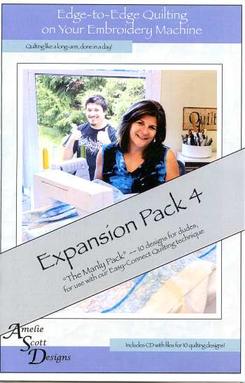 Edge-to-Edge Quilting Expansion Pack 4