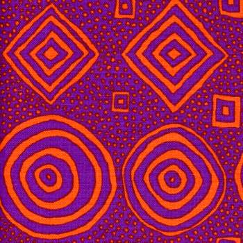 Good Vibrations in Purple - Kaffe Fassett Collective Spring 2018