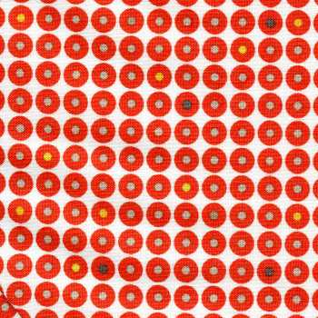 Orange Dots - Grafic