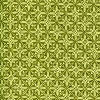 Tufted Star in Green - Make Yourself At Home