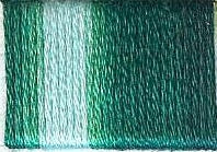 Emerald Green - Varigated Pearl Cotton No 8