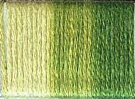 Yellow Green - Varigated Pearl Cotton No 8