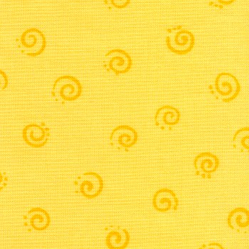 Squiggles on Yellow - Susybee's Kid Prints