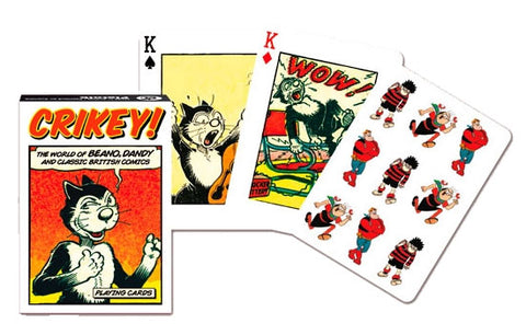 Crikey! Playing Cards By Piatnik