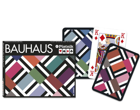 Bauhaus Bridge Playing Cards By Piatnik