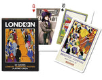 London Transport Posters Playing Cards
