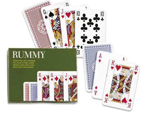 Rummy Card Game Playing Cards By Piatnik