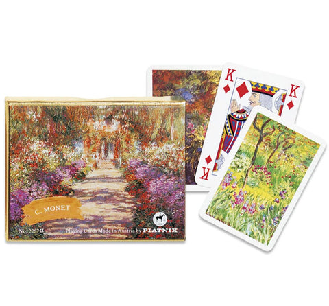 Monet Giverny Bridge Set