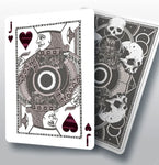 Anicca Playing Cards Silver By Card Experiment