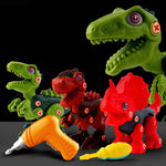 Children's Buildable Dinosaurs - Dinosaur Toys Australia toy For Kids