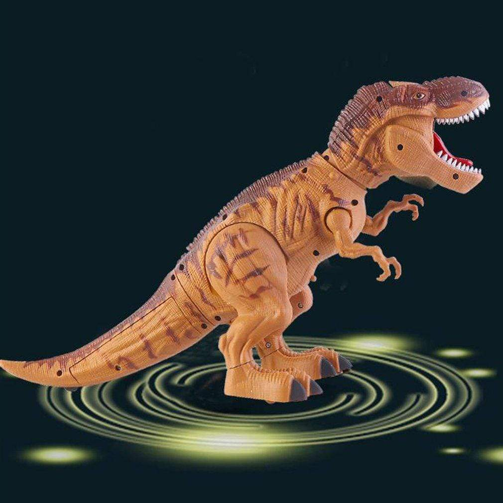 Light Up Walking T-Rex - Dinosaur Toys Australia Toy For Kids