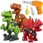 Children's Buildable Dinosaurs Toolkit