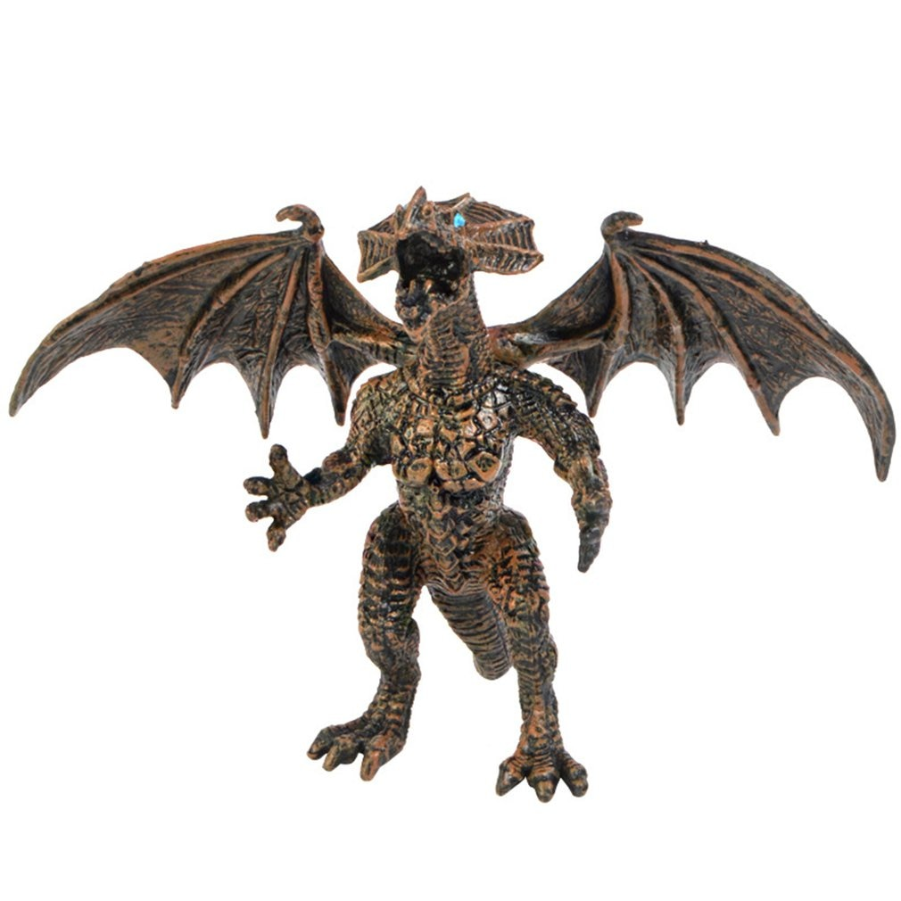 Dragon Figurine Set