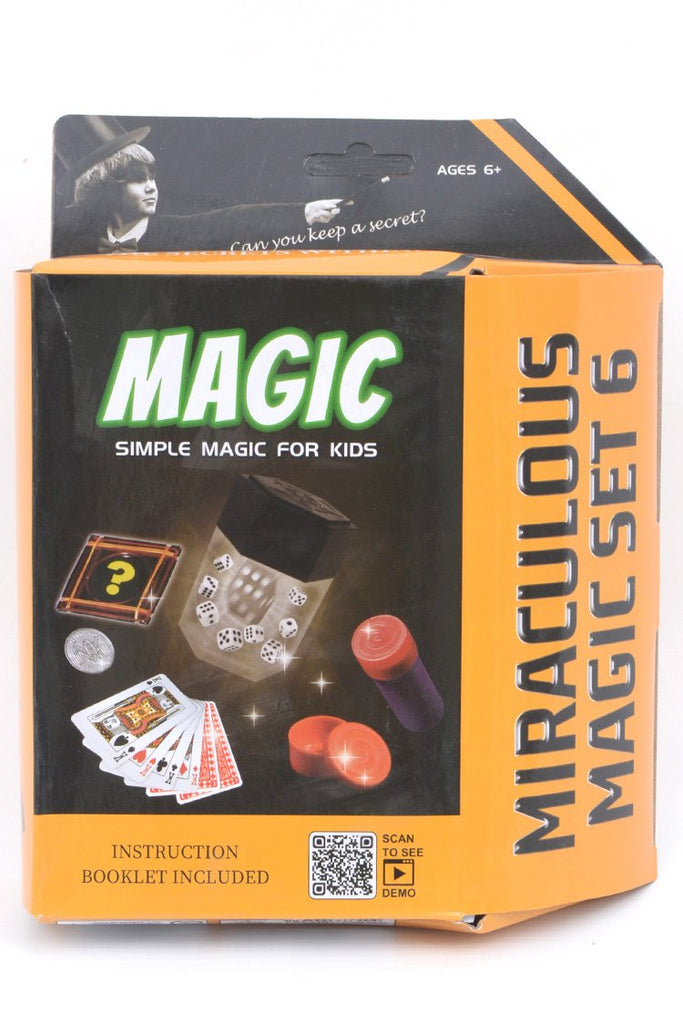 Simple Magic Set 6 For Kids