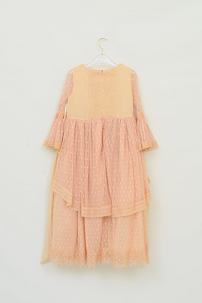 Girls Party Frock