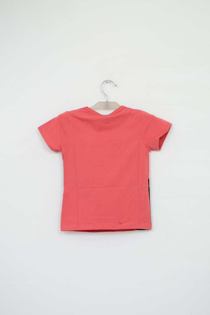 Boys Round Neck T-Shirt