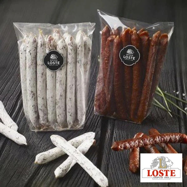 Dry Sausage Mini Sticks Loste 100g