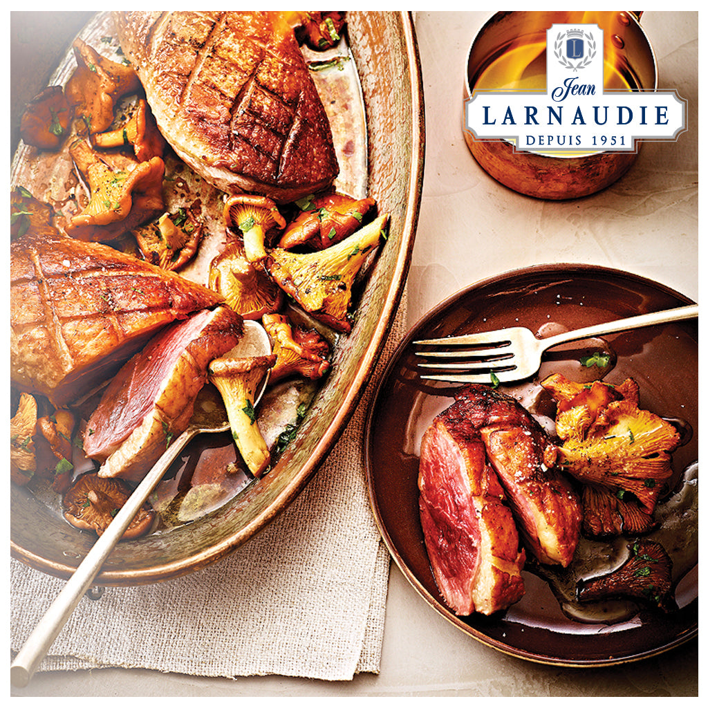 Frozen Duck Breast Larnaudie 350g