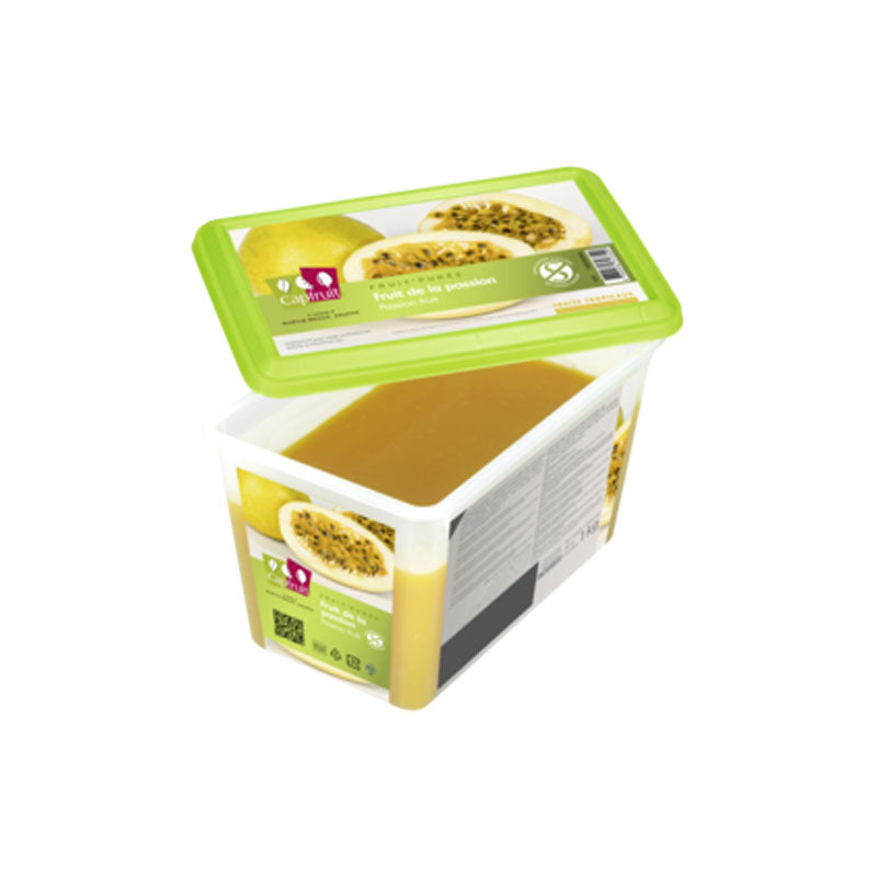 Frozen Puree Passion Fruit Capfruit individual Pack 1kg