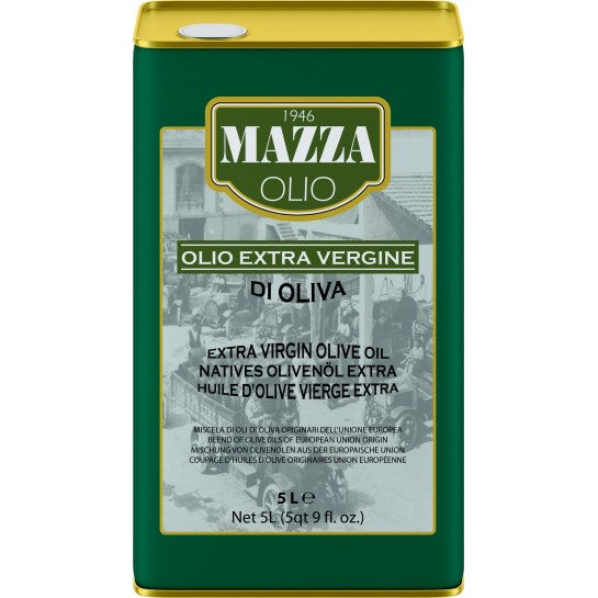 Extra Virgin Olive Oil Mazza Pet 5l