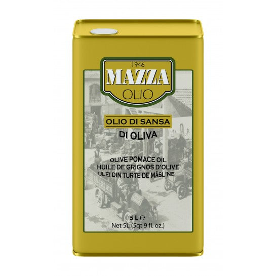 Pomace Olive Oil Mazza Pet 5l