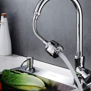 Kitchen Universal Foaming Faucet