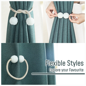 Curtain Magnet Tie Rope