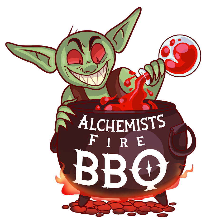 alchemist's fire bbq seasonings rubs, backyard cooking, smoking and grilling