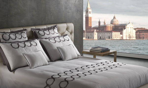 San Giorgio Bed Linen Collection by Martina Vidal