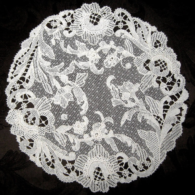 DOILIES BURANO LACE
