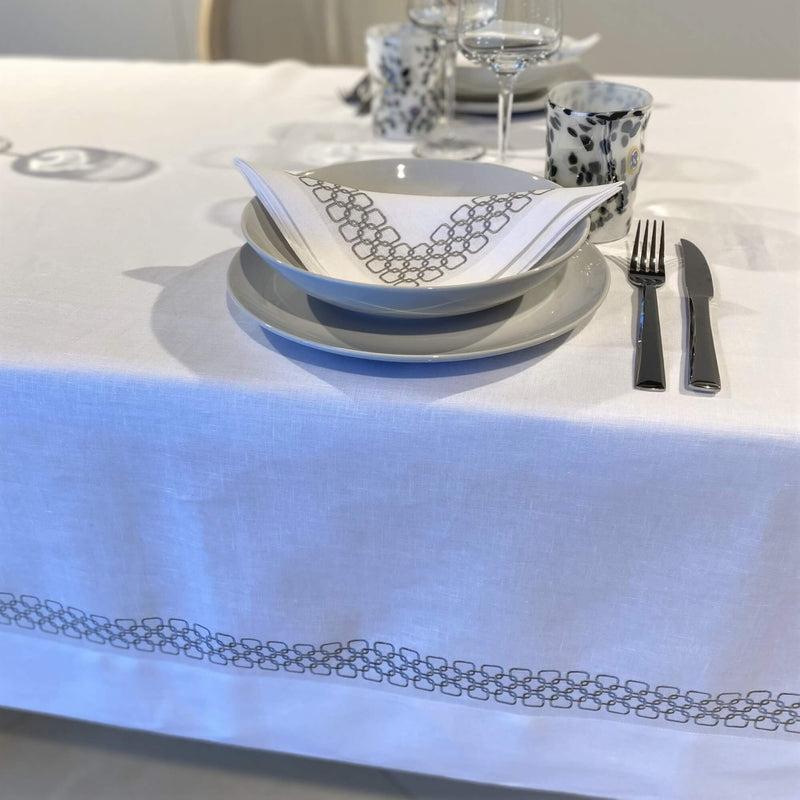TABLECLOTH QUADRINI